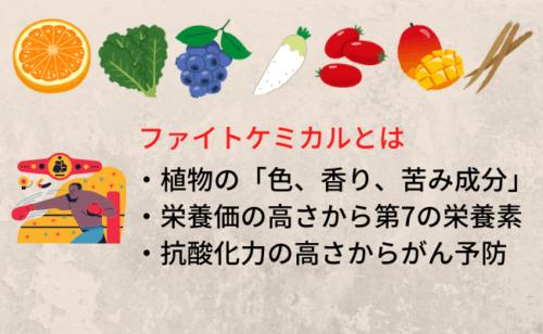 ファイトケミカルは近年注目の栄養素【スムージーレシピを大量公開】