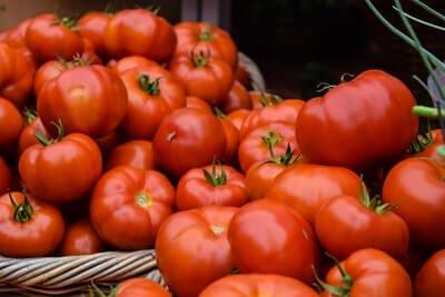 パプリカとトマトを使ったスムージー