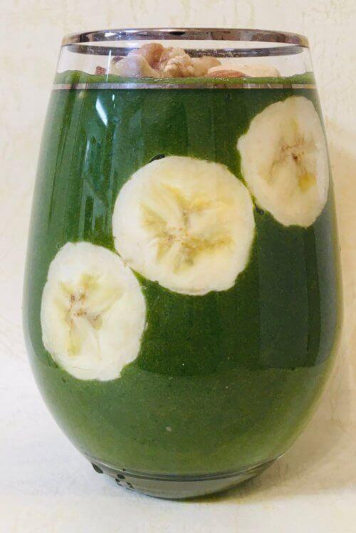 モロヘイヤとバナナで作るスムージーレシピ